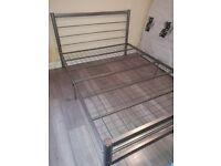 Brand new double bed frame