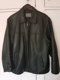 Leather Jacket by Easy • size L • £40