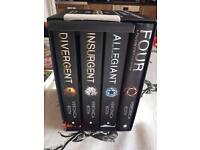 Divergent series Veronica Roth