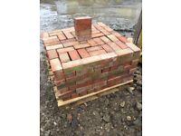 350 reclaimed bricks tuckers multi