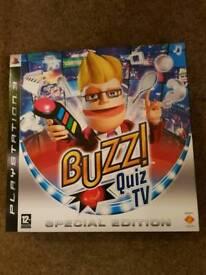 PS3 Buzz! Quiz TV Special Edition