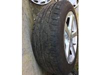 "Fox Alloy wheels Ford c-max focus galaxy kuga mondeo s-max transit connect 17"" inch alloys wheel"