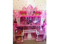 Huge Dolls house £60