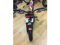 Oset 12.5 24v electric trials bike