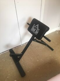 Ab work out bench