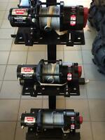 ATV & UTV WINCHES ON SALE! ARE YOU READY FOR THE MUD AND MUSKEG!