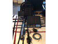 Roland SPD-SX Full Set Up