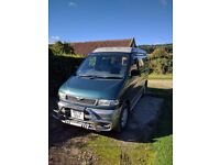 Mazda Bongo Automatic Campervan Minibus People Carrier 8 Seats Long MOT