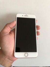iPhone 7 Plus rose gold 32gb unlocked. Good condition.