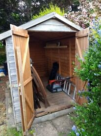 10x6 Garden Shed, good condition SHED SOLD, THANKS FOR YOUR INTEREST