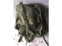 US ALICE Pack Large Genuine Backpack Army Field Bag