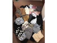 Large bundle of ladies size 8 clothes