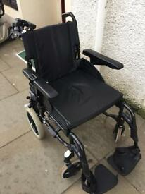 Electric Wheelchair for career