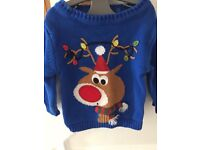 Baby Xmas jumpers
