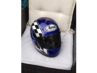 Motorbike Arai helmets, gloves and boots for Sale