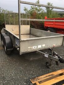 8'5 x 5'5 ifor Williams trailer