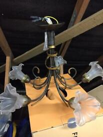 Central light fitting