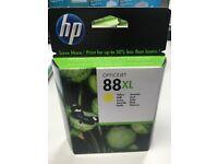 Officejet 88XL Yellow Ink Cartridge