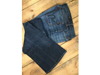 """Designer Jeans waist size 28 bootcut """"Citizens of Humanity"""" brand"""