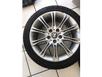 BMW mv2 18inch Alloys