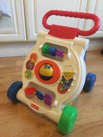 Baby/ toddler push along
