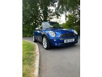 2006 mini one 1.6 84k very good condition for year