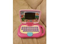 Leap frog laptop