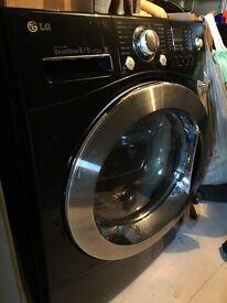 LG Washing Machine & Dryer F1480RD6