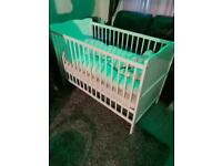 COT BED GOOD CONDITION