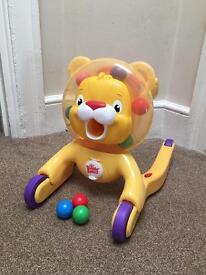 Bright Starts Having a Ball Roaring Fun Lion