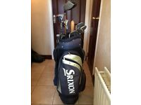 Good quality 2nd hand Golf clubs and golf bag