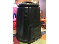 Compost Bin, great condition, no space for it