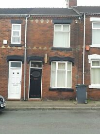 ***LET BY***2 BEDROOM MID-TERRACE PROPERTY-PINNOX STREET-TUNSTALL-LOW RENT-DSS ACCEPTED-NO DEPOSIT