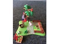Playmobil orchard