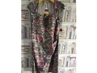Beautiful john Charles of London dress and jacket. Size 18 brand new with tags