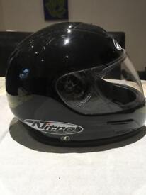 Nitro Motorcycle Helmet N510-V XS