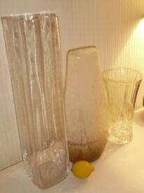 vases - glass