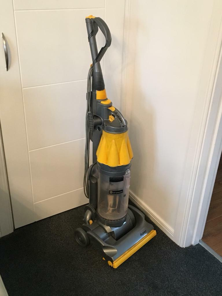 Dyson Dc07 Yellow Upright Vacuum Cleaner In Livingston