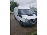 2011 11 ford transit swb semi hi top long mot