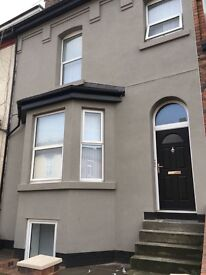 Newly renovated 1 bed flat, quiet road, 2 mins walk to Rice lane train station