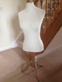 Mannequin / dressmaker dummy only £10