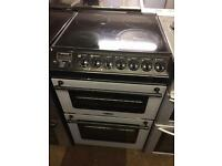 60CM TRICITY BENDIX FAN ASSISTED DOUBLE OVEN ELECTRIC COOKER004