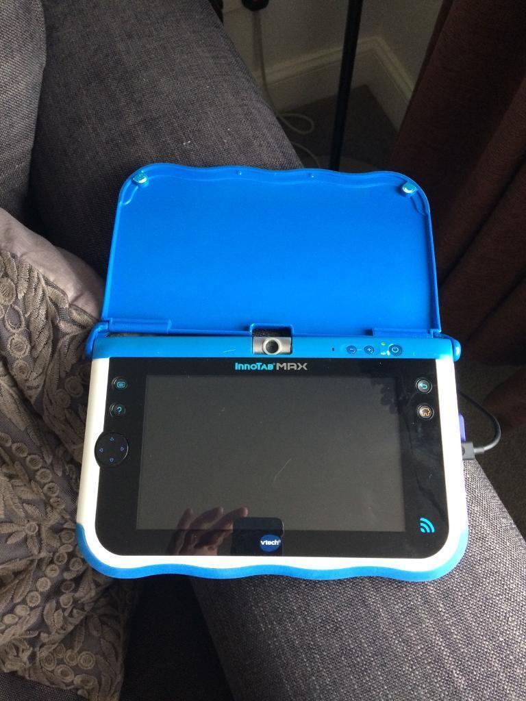 Blue innotab max tablet
