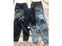 9-12m jeans & joggers