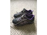 Ladies size 6 Mountain Warehouse walking/hiking shoes virtually brand new hardly worn