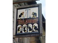 Abbey Inn, Darley Abbey, Derby. Joint Management Couple Required