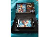 Classic megadrive game street fighter 2