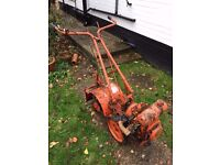 FREE Old fashioned rotavator