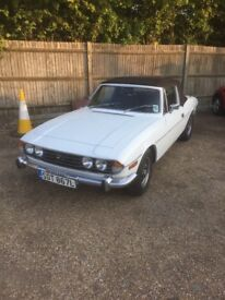 Triumph stag wanted and parts