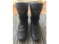 Dainese R TRQ Motorcycle Boots Size10